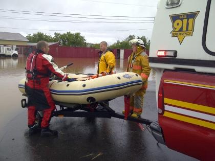 Emergency crews busy in Truro