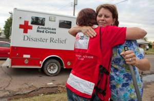 Photo Credit: Talia Frenkel/American Red Cross